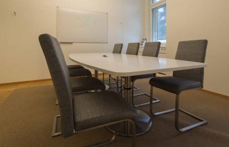 Vi har flera olika mötes och konferansrum för dig och ditt företag