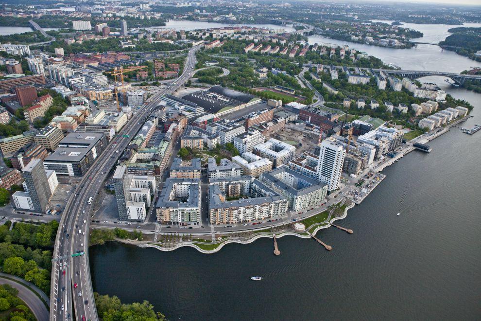 Kontorslokaler i Stockholm